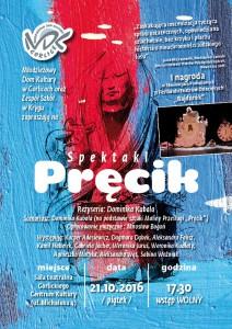 MDK_spektakl_PRECIK_Dominika_plakat_102016(1)