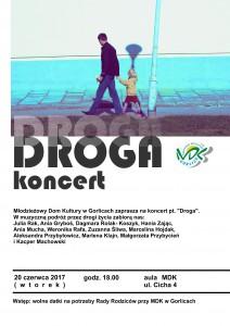 Plakat Droga-1
