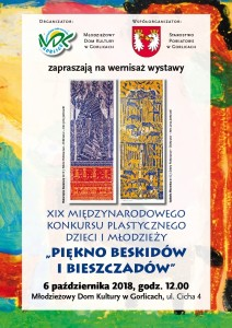 MDK_Piekno_Beskidow_2018_plakat_promo