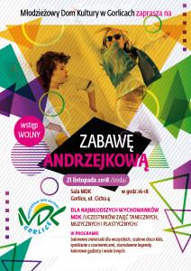 MDK_zabawa_ANDRZEJKI_21_11_2018_plakat