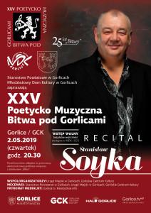 MDK_XXV_Poetycko_Muz_Bitwa_SOYKA_05_2019_plakat