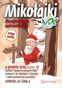 MDK_Mikolajki_12_2019_plakat