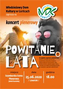 MDK_koncert_Szymbark_POWITANIE_LATA__26_06_2020_plakat (1)