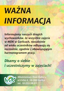 26.10 2020 Plakat